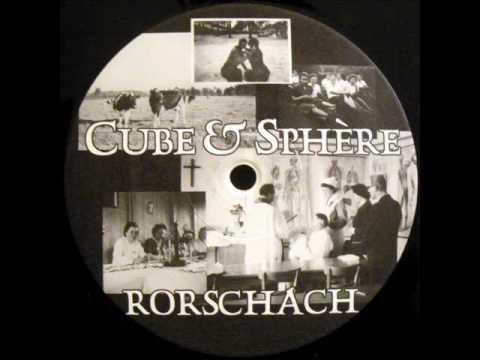 Cube & Sphère - Rorschach