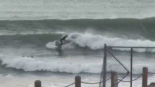 surfing at point judith 1 17 2016