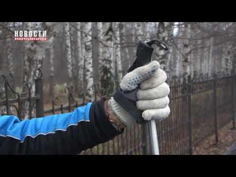 Занятия на лыжероллерах в Новочебоксарске