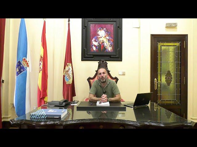 Mensaje alcalde 23.8.2021