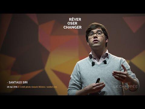 Santigo Siri : Internet and blockchain-based technology, a revolution for Democracy