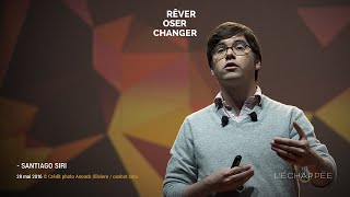 Santiago Siri : Internet and blockchain-based technology, a revolution for Democracy