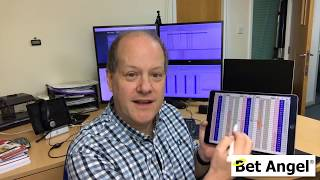 Peter's new Betfair trading gadget