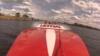 Go Pro Bullet 1750 Lake Eppalock Lethal
