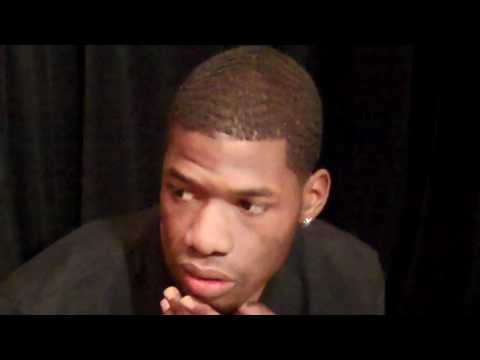 DeAndre Liggins NBA Draft Interview at Chicago Combine w/ TheHoopsReport.com
