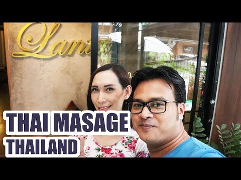 One Hour Cheap & Relaxing Thai Massage For $7 in Thailand