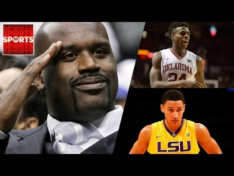 Is The NBA Draft RIGGED? | Shaq GUARANTEES SIXERS DON'T Get First Pick