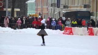 Смоленск Открытие катка(, 2013-12-21T14:40:20.000Z)