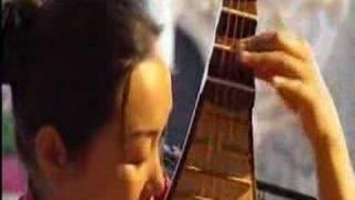 chinesische Musik 歌舞引,  gespielt von Liu Fang - Meisterin der Laute Pipa