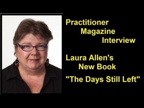 Practitioner Magazine interview about Laura Allen's Book