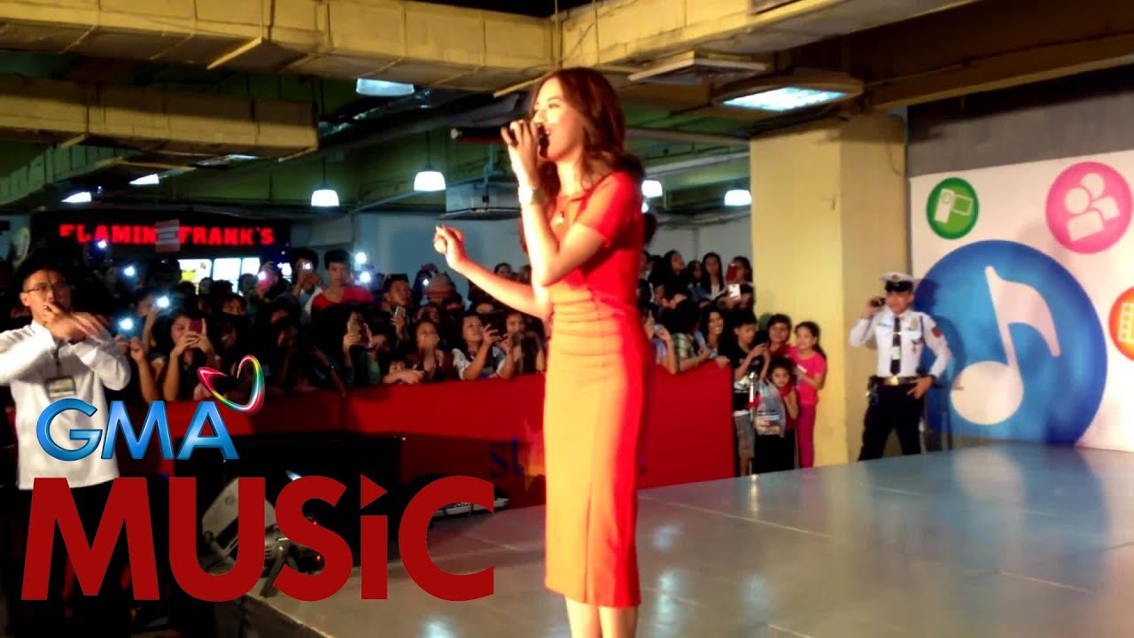 Nasaan ang dating tayo by julie anne san jose live performances