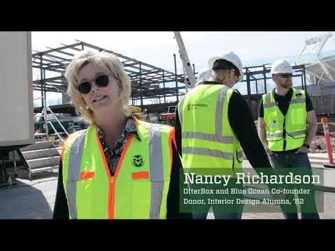 Richardson Design Center Celebratory Beam Raising