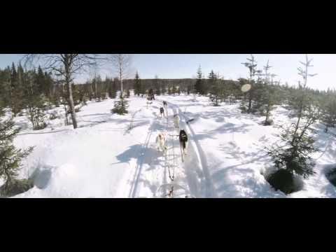 Winter in Kemi Finland