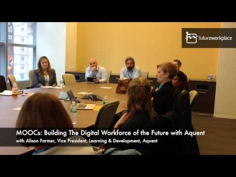 Future Workplace LLC at Microsoft for Social Learning Bootcamp (Video by VALEIRA)