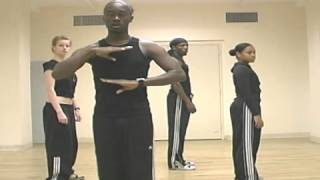 The Chest Pop in Hip Hop Dance