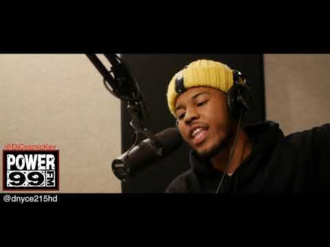 Cosmic Kev - D nyce Come Up Show Freestyle