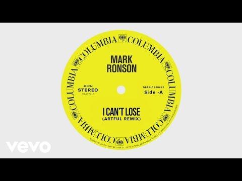 Mark Ronson - I Can't Lose (Artful Remix) [Audio] ft. Keyone Starr
