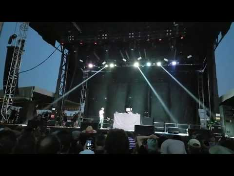 Mike D of the Beastie Boys live at Riot Fest 2017 - So Watcha Want and Intergalactic