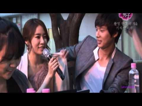 JI HYUN WOO & YOO IN NA: Sweetest Real Life Couple