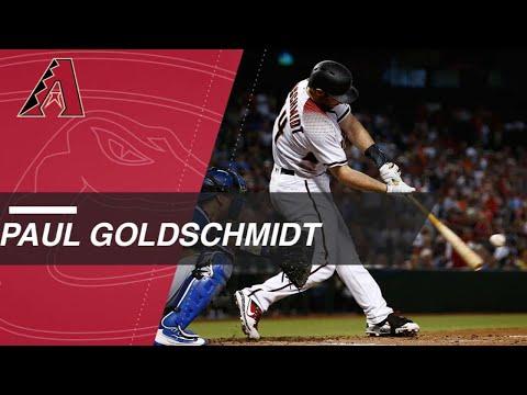 Goldschmidt's milestones on journey to 1,000 hits