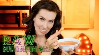 ♥ Healthy Tips ♥ Raw Muhammara Dip! Thumbnail