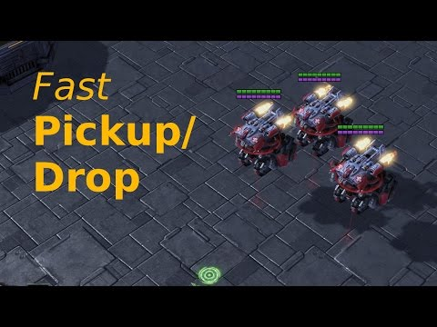 Fast Pickup/ Drop Micro Tutorial