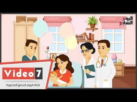 فيديو معلوماتى.. فى سنة أولى أمومة.. اتعلمى خطوات الرضاعة الطبيعية  - نشر قبل 18 ساعة