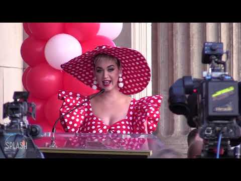 Katy Perry has worked on finding her 'voice' and 'strength'  | Daily Celebrity News | Splash TV Mp3