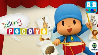 Talking Pocoyo - Best Apps for Kids - Gameplay Video