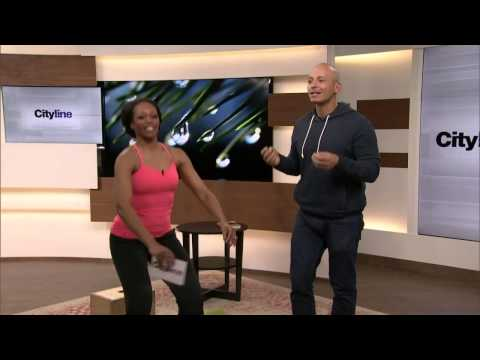 Harley Pasternak corrects our exercise form