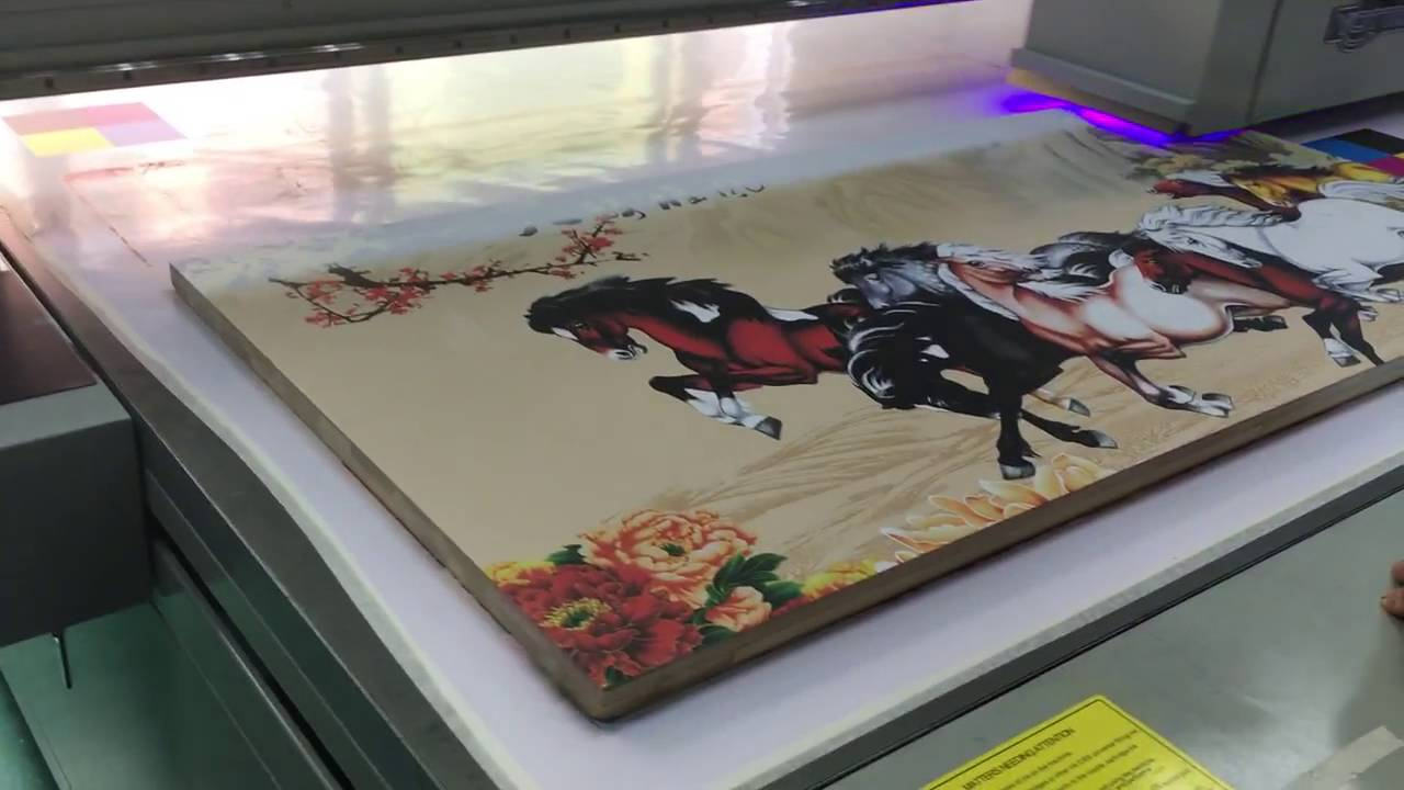 digital board printing machine