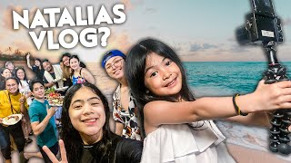 NATALIA Takes Over The VLOG!! (Zambales trip) | Ranz and Niana