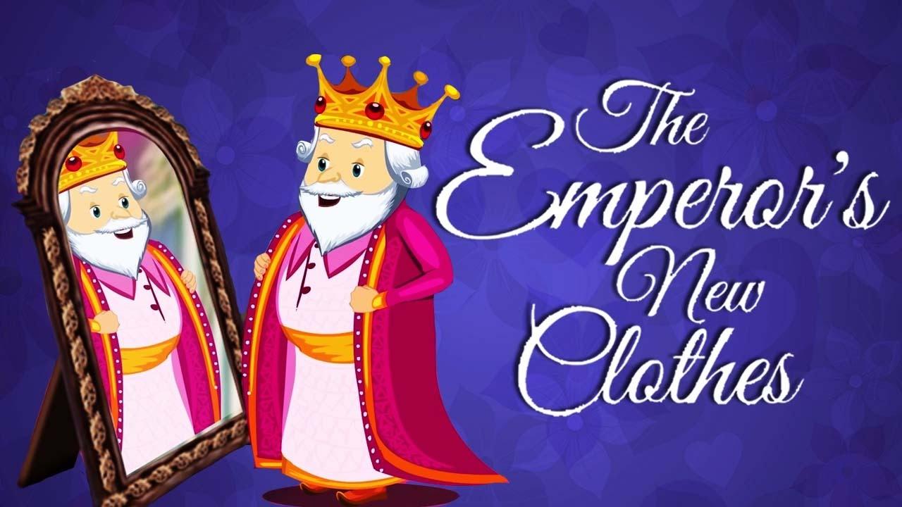 Audiolibro: The Emperors New Clothes | Il blog dell