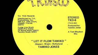 tamiko jones   let it flow