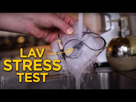 Lavalier Stress Test | Testing the Limits of the W.Lav Pro