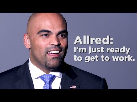 Colin Allred: From High School Class President to Congress