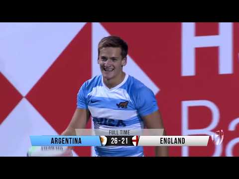 Highlights: Action packed day two at the USA Sevens