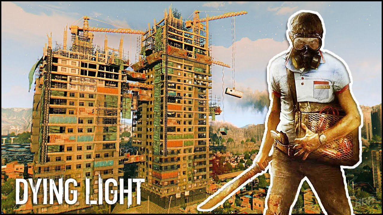 Dying Light - New Exclusive Look Of The Slums Tower | Unseen