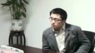 大陸人面試的搞笑影片.flv