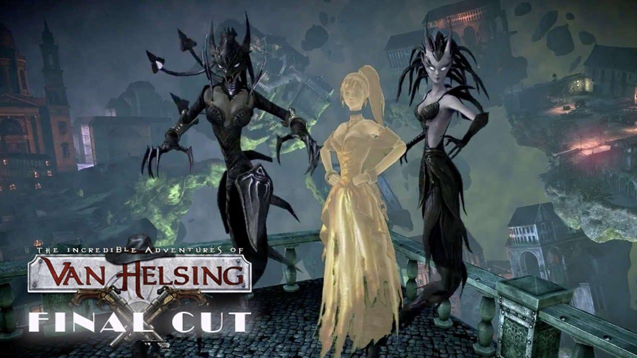 Adventures Of Van Helsing Final Cut the incredible adventures of van helsing: final cut (walkthrough -  gameplay) part 1