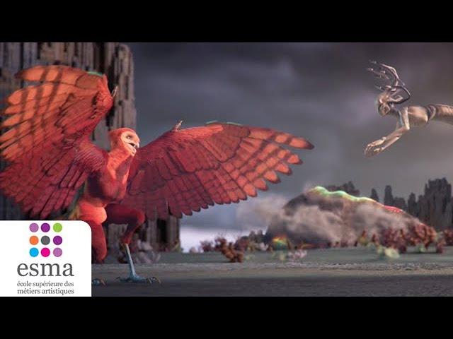 Chimère - ESMA 2017
