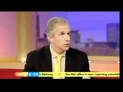 Henry Winkler talks about dyslexia GMTV 2010