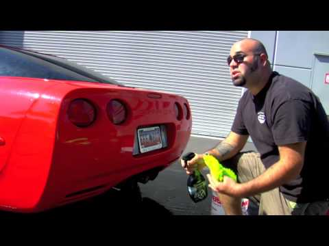 How to Wash and Detail Your Car - Part 1/2
