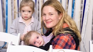 Drew Barrymore Opens Up About Putting Kids Before Her Marriage and Postpartum Depression