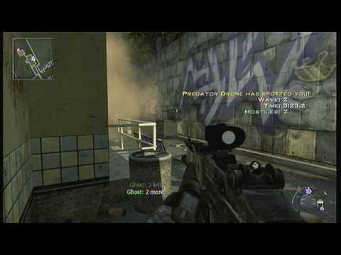 MW2   Spec Ops Guide - Homeland Security - Veteran - Solo