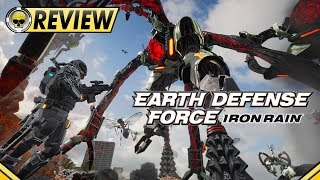 Earth Defense Force: Iron Rain - REVIEW | Therapeutic Extermination (Video Game Video Review)