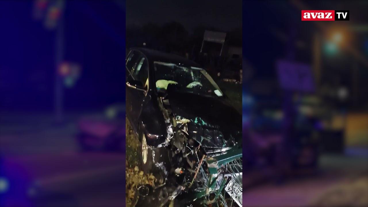 Download Nesreća u Bihaću: Jurio Golfom i udario u Mercedes, na mjestu nesreće bio i pjevač Adnan Nezirov