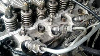 Pruebas Bomba de inyeccion diesel