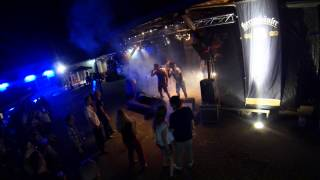 B-Chris & Rec-Z - Leitwolfgene (mit Mad Diary) live@SummerArts 13