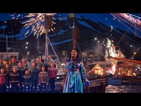 Molly Sanden - Husavik (Live at Oscars) - Melodi Pack